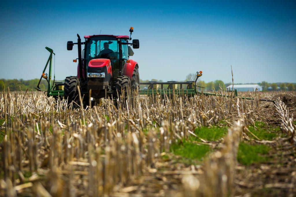 Нулевая обработка почвы
